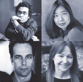 Thomas Sayers Ellis, Lan Samantha Chang, Philip Gourevitch, Anne Fadiman