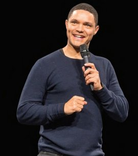 Trevor Noah. Photo by Adam Baker