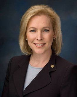 U.S. Senator from New York Kirsten Gillibrand brings her American Opportunity Agenda tour to Ithaca College.