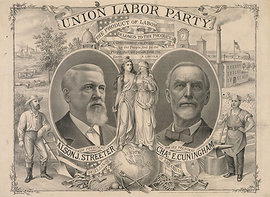 """Union Labor Party"" (1888, Library of Congress)"