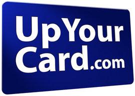 UpYourCard.com logo