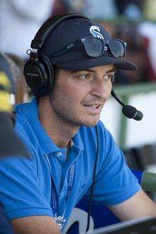 Vincent Longo broadcasting baseball