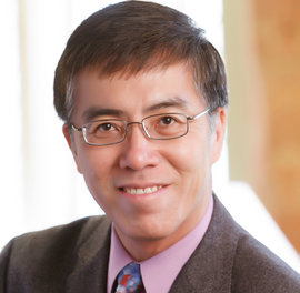 Vincent Wang will be the new dean of the Ithaca College School of Humanities and Sciences