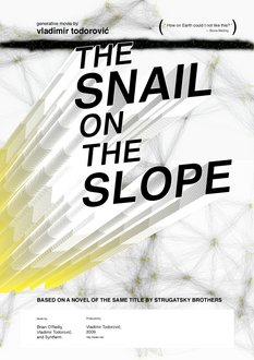 Vladimir Todorovic's The Snail on the Slope