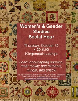 WGST Fall 2014 Social Hour