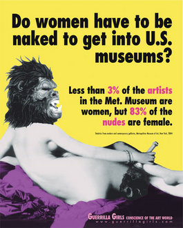 WGST Guerrilla Girls
