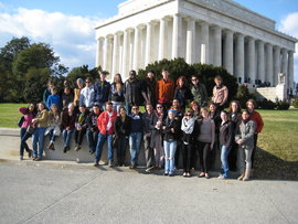 Washington, D.C., field trip, 2011