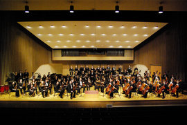 Watch the Ithaca College Symphony Orchestra On Demand Now!