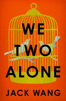 We Two Alone Book Cover