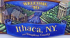 Welcome to Ithaca!