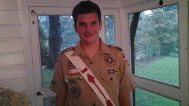 What I was Chapter Chief for the Order of the Arrow.