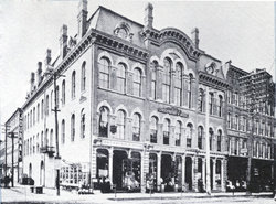 Wilgus Opera House - Once the home of Ithaca College's Conservatory of Music