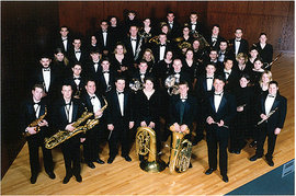 Wind Ensemble 2001-02