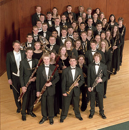 Wind Ensemble 2004-05