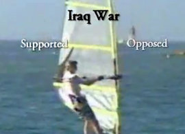 """Windsurfing"" (Bush-Cheney '04)"