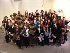 Women in Leadership Retreat Participants 2014