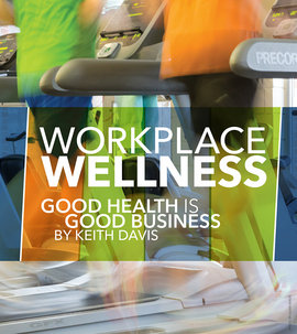 Workplace Wellness title page
