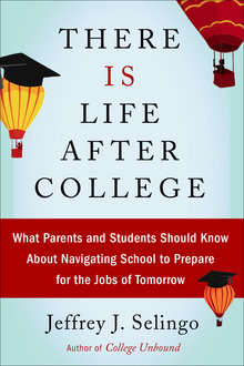 book cover: There is Life After College