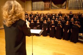 choral music experience