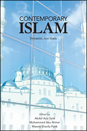 cover of Contemporary Islam