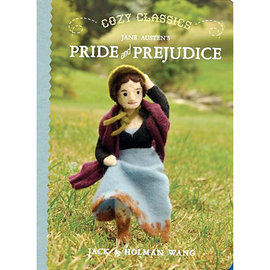 cover of Pride & Predjudice
