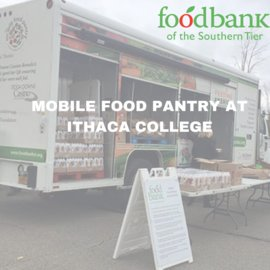 Ithaca Mobile Food Pantry College