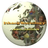 "globe with ""ithaca sociology association'"