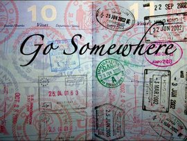 """go somewhere"" art"