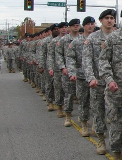 ithaca college plumfield iraq army march cadence