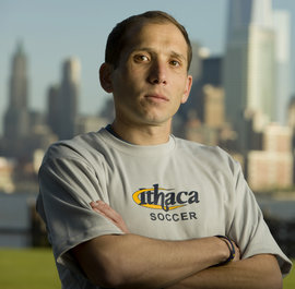 photo of Steve Bell '06