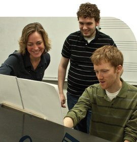 photo of student composers