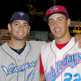 photo of the two pitchers