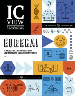 Cover of ICView 2018/3 Issue