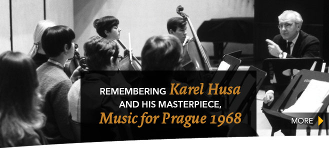 Remember Karel Husa