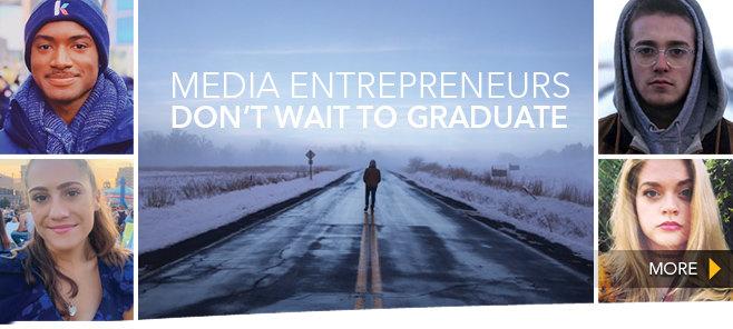 Student Media Entrepreneurs