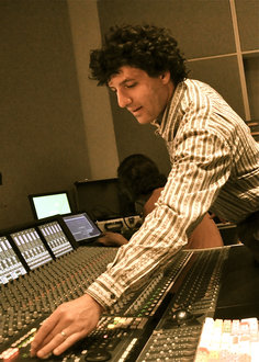 Brian Dozoretz, recording engineer
