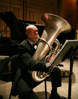 David Unland, Tuba/Euphonium, Professor of Tuba and Euphonium ...