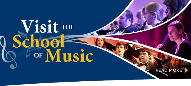 Visit the School of Music