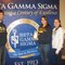 Business Students Participate in Beta Gamma Sigma Conference