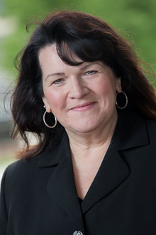 Photo of Sally Neal who is the Director of the Academic Advising Center