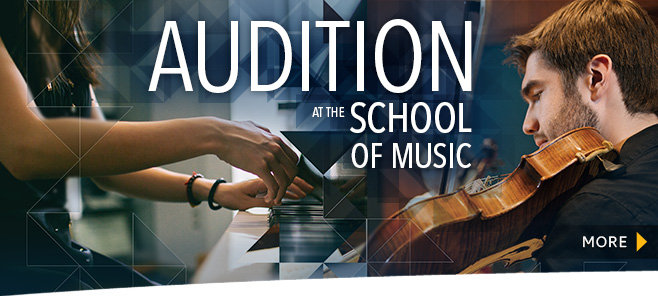 Audition for the School of Music