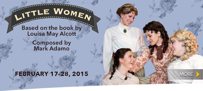 Little Women - Theatre