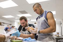 Human Anatomy Laboratory