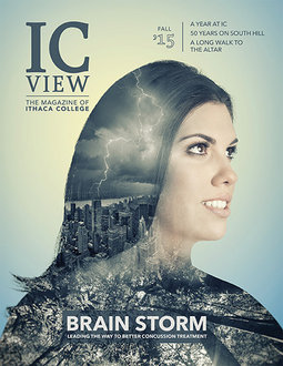 Fall 2015 ICView cover