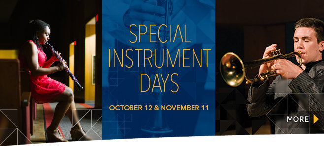 Special Instruments Day