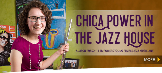 Allison Russo - Chica Power - Fuse