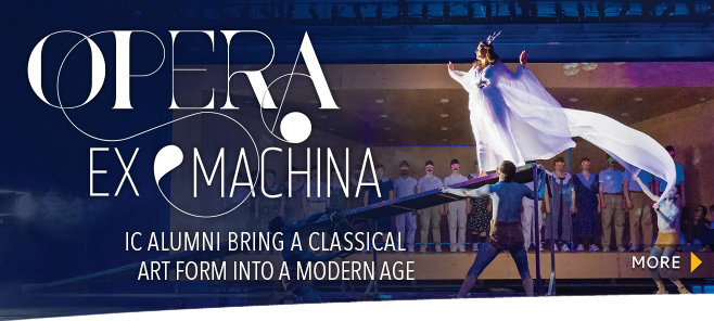 Opera ex Machina