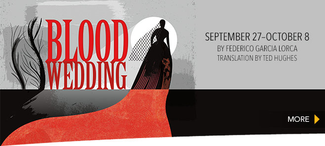 Blood Wedding - Theatre