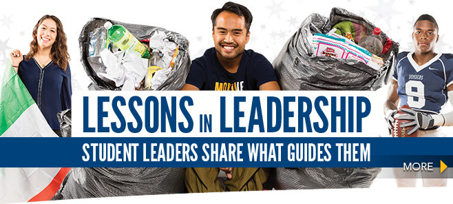 Lessons in Leadership (Fuse)