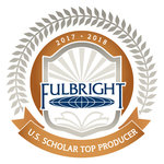 IC Tops Fulbright Ranking